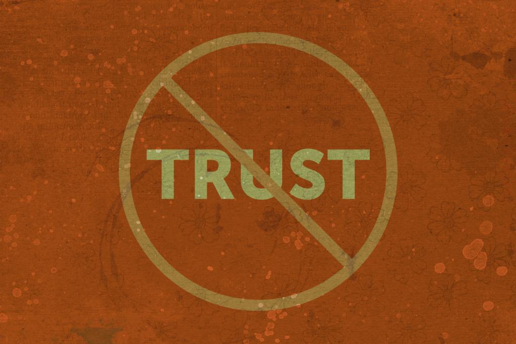 Trust in storytelling